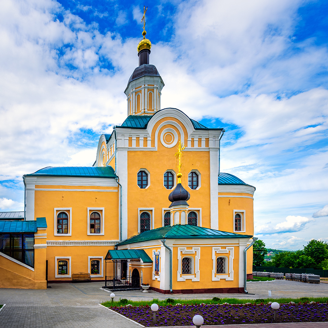 Smolensk Holy Trinity Monastery