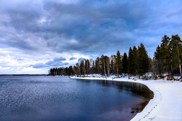 Udomlya Lake