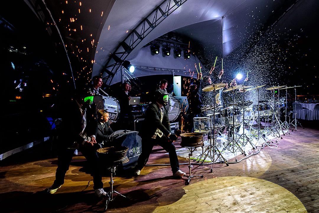 Vasiliev groove drum show