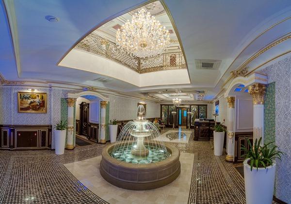 Russian interior