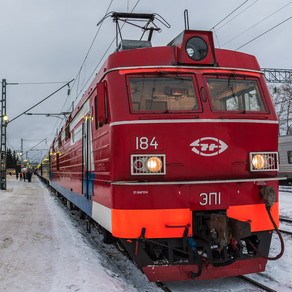 The Arktika Train: Moscow to Murmansk