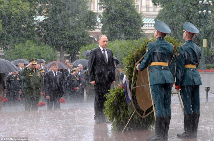 Putin Rain