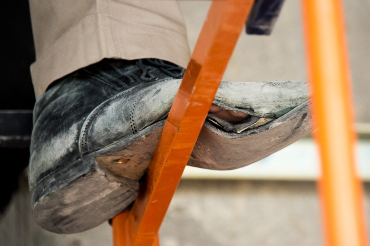 Russian Safety Shoes