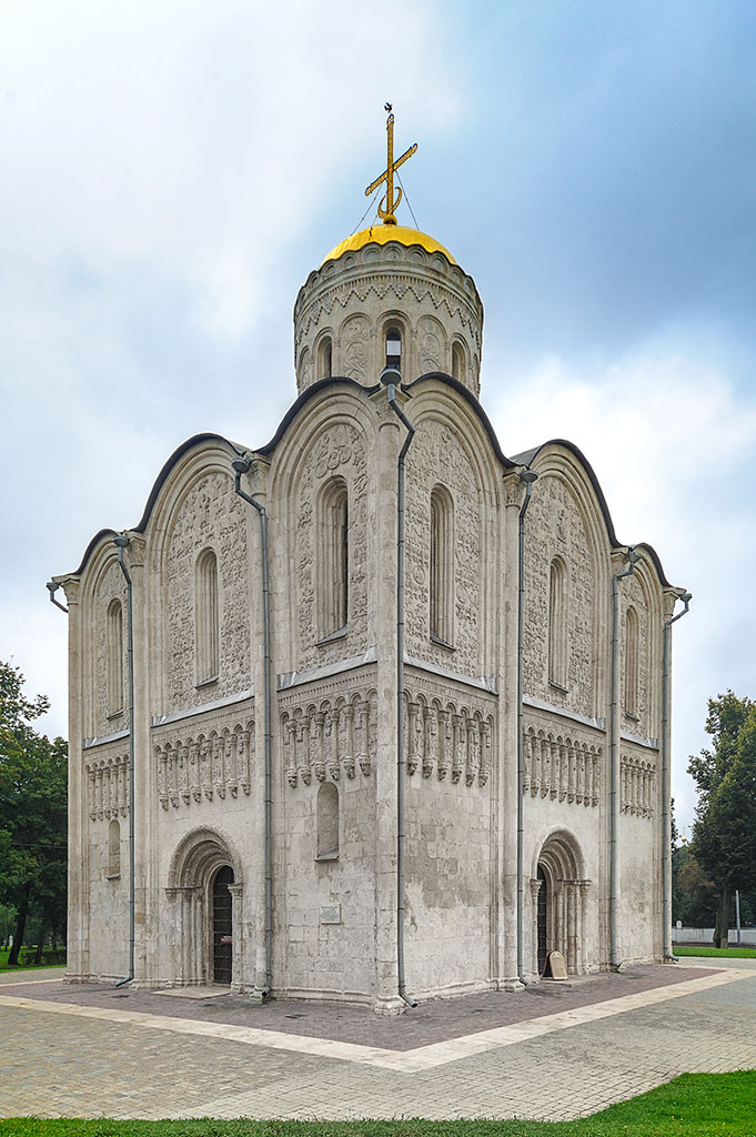 The Cathedral of Saint Demetrius