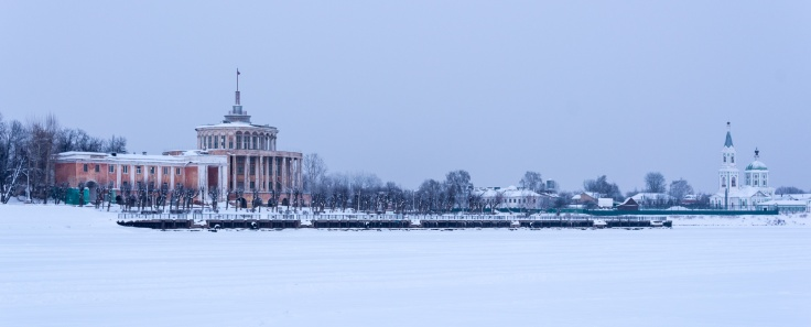Tver River Terminal