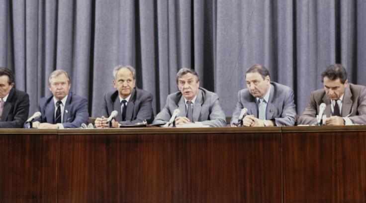 Yanayev Press Conference