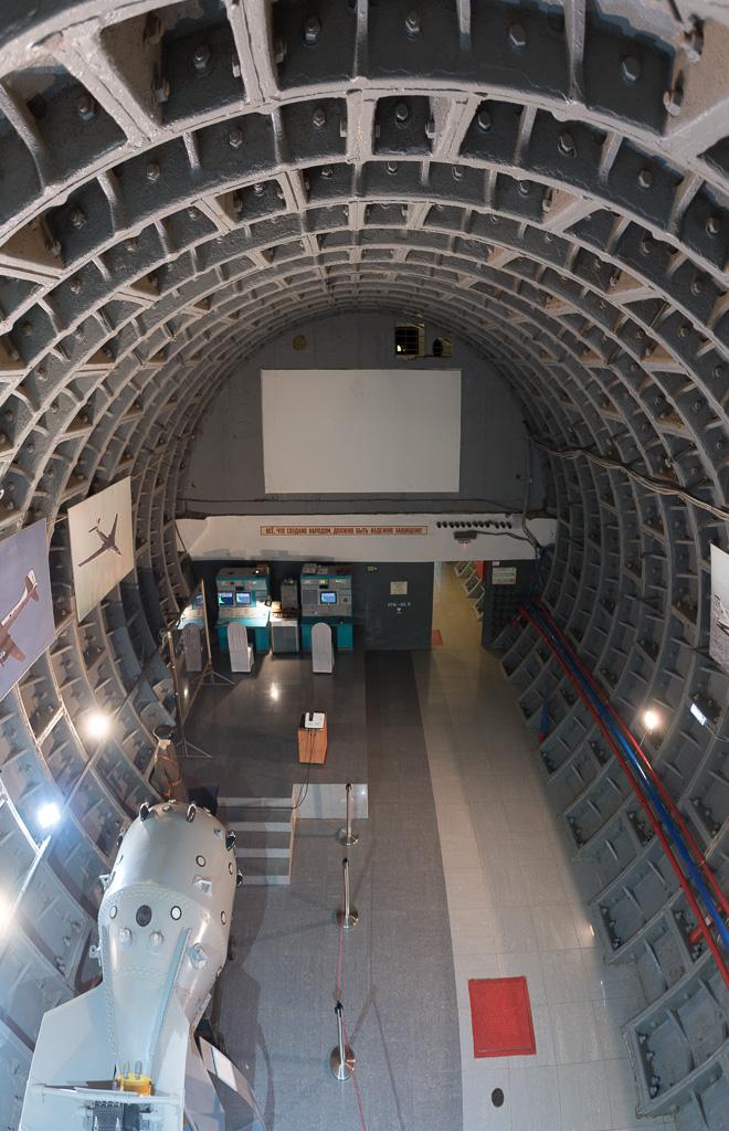 Bunker 42 Control Room