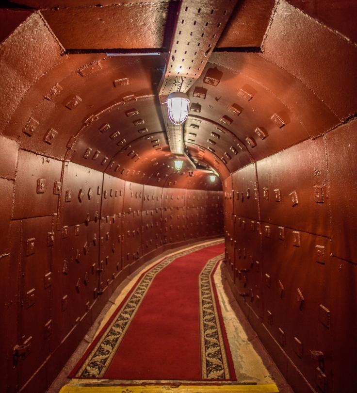 Bunker 42 Entrance