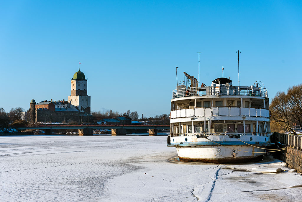 Korolenko Hotel on the Water