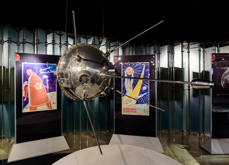 Happy birthday Sputnik 1