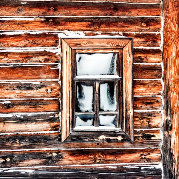 Traditional Wooden Houses in Russia