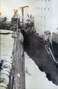 The incredibly difficult manoeuvre required for the 1983 rescue